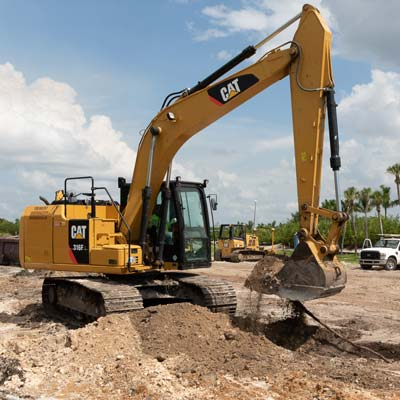 Site development in Sarasota, FL
